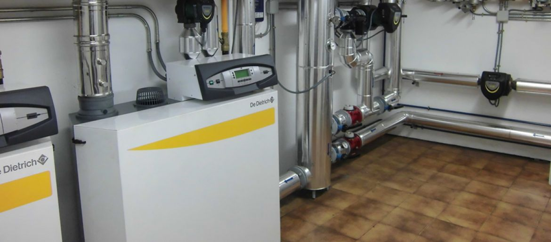 C mo convertir sin reformas un sistema de calefacci n central a uno de control individual - Sistema de calefaccion central ...