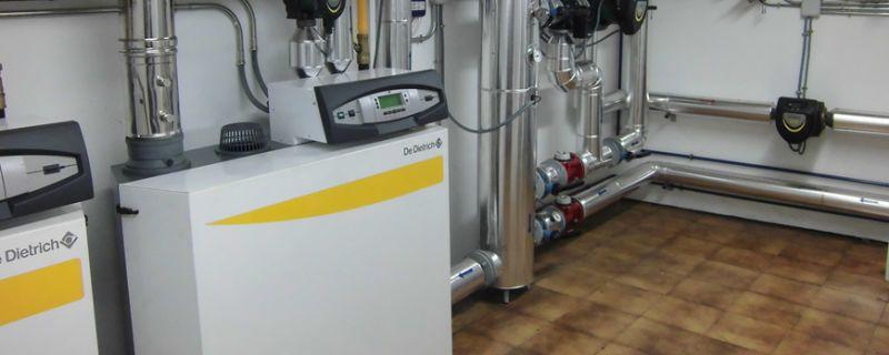 Cómo convertir sin reformas un sistema de calefacción central a uno de control individual
