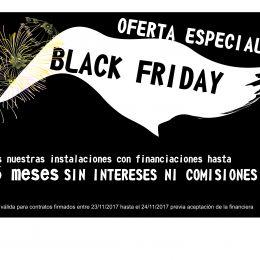 """""""Black Friday"""" en Jocar"""
