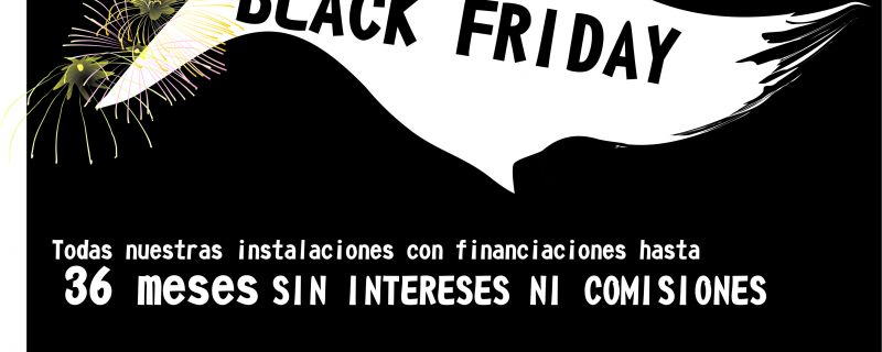 """Black Friday"" en Jocar"