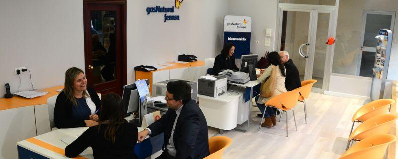Gas Natural Fenosa estrena un nuevo centro de atención al cliente en Cangas gestionado por Jocar Vigo