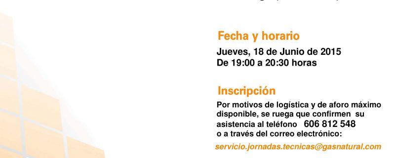 Jocar Vigo, junto a Gas Natural Galicia, presenta soluciones energéticas para comunidades de propietarios de Vigo